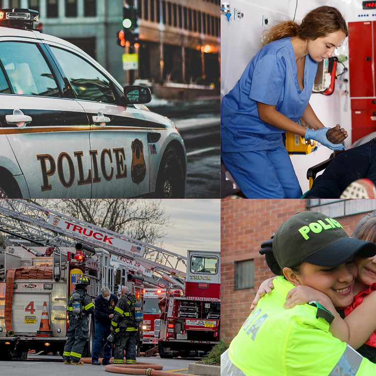 Tribe for Female First Responders