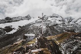 Canva - Landscape Photo of White Cross o