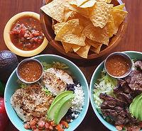Ixtapa Mexican Bowls