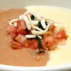 Queso & Bean Dip