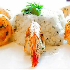 Shrimp San Juan Style