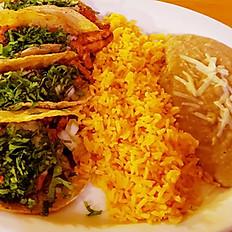 Tacos de La Fonda