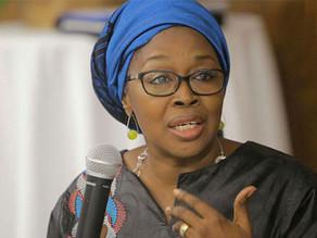 Khardiata Lo N'Diaye of Senegal Deputy Special Representative, Resident and Humanitarian Coordinator