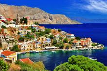 Türkiye'nin Ege ve Akdeniz Kıyılarından Geçebileceğiniz Masalsı 7 Yunan Adası