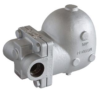 Trampa de vapor flotante y termostática PT 62
