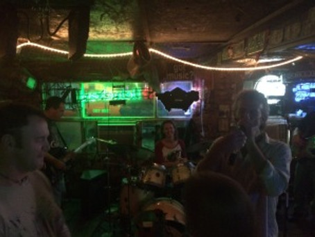 Mahuffer's Bar Blues Jam