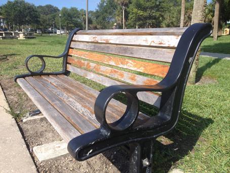 Storied Bench