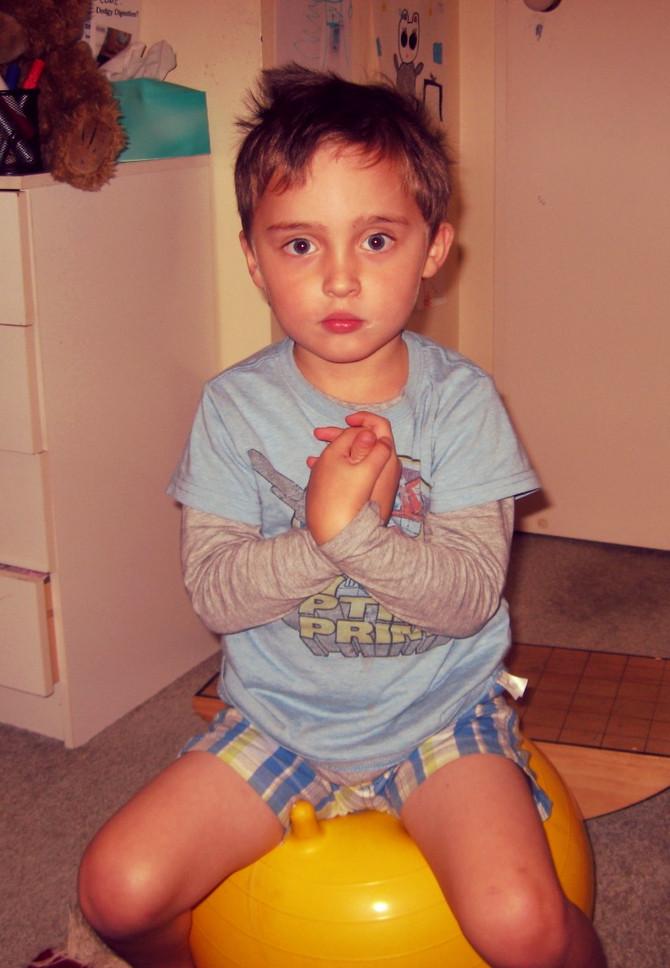 Case study - getting Jona ready for school