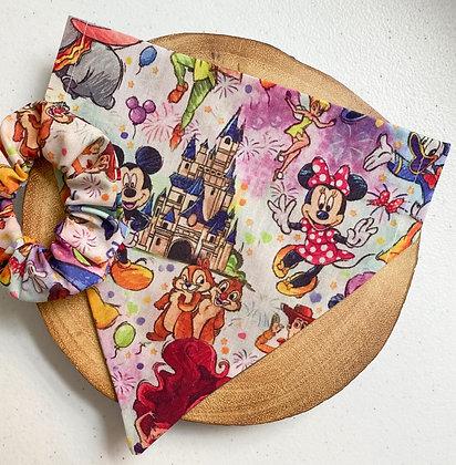 Disney World Party Pet Bandana