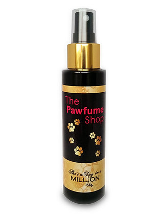 She's a Dog in a Million - Pet Pawfume