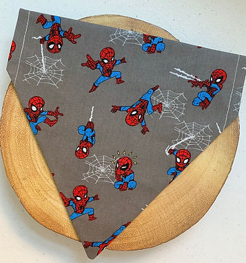 Spiderman Pet Bandana