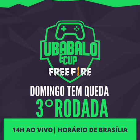 Rodada 3 - Free Fire - Ouro
