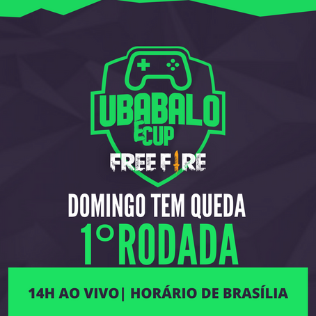 Rodada 1 - Free Fire - Ouro