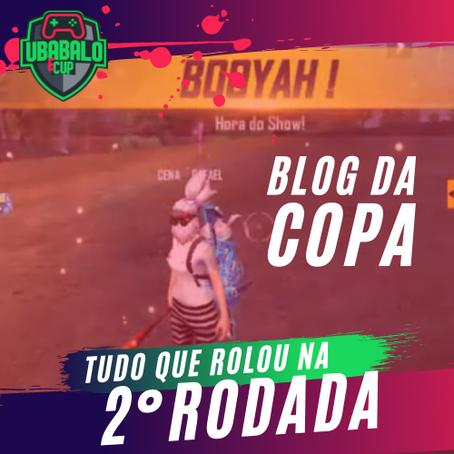 TUDO QUE ROLOU NA 2° RODADA DO UBABALO E-CUP