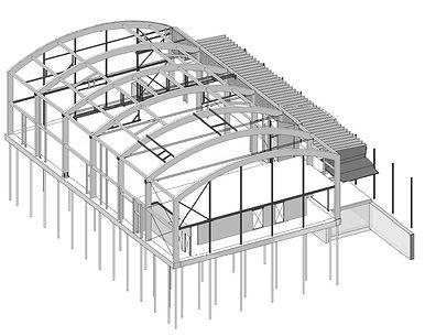 Sannaskolan - Structural Frame.JPG