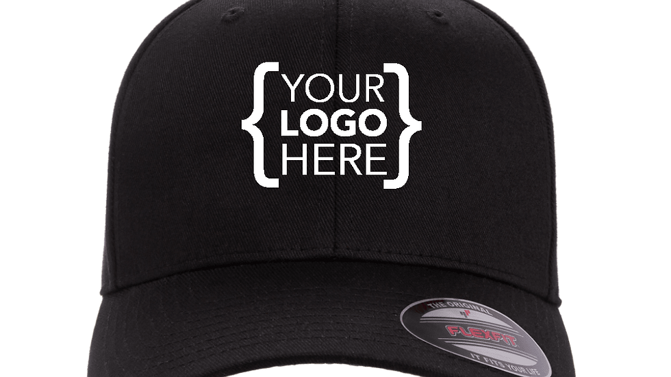 6277 FLEXFIT® WOOLY COMBED CAP with CUSTOM LOGO