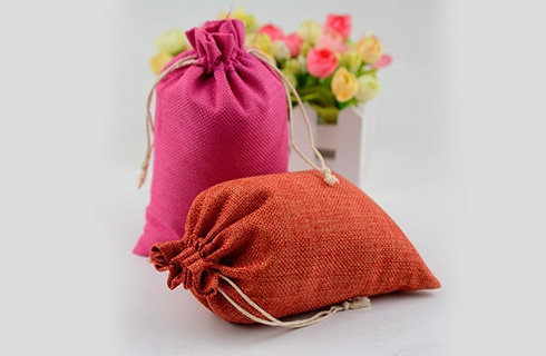 Jute Return gift portly Bag