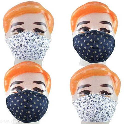 Printed Cotton face mask