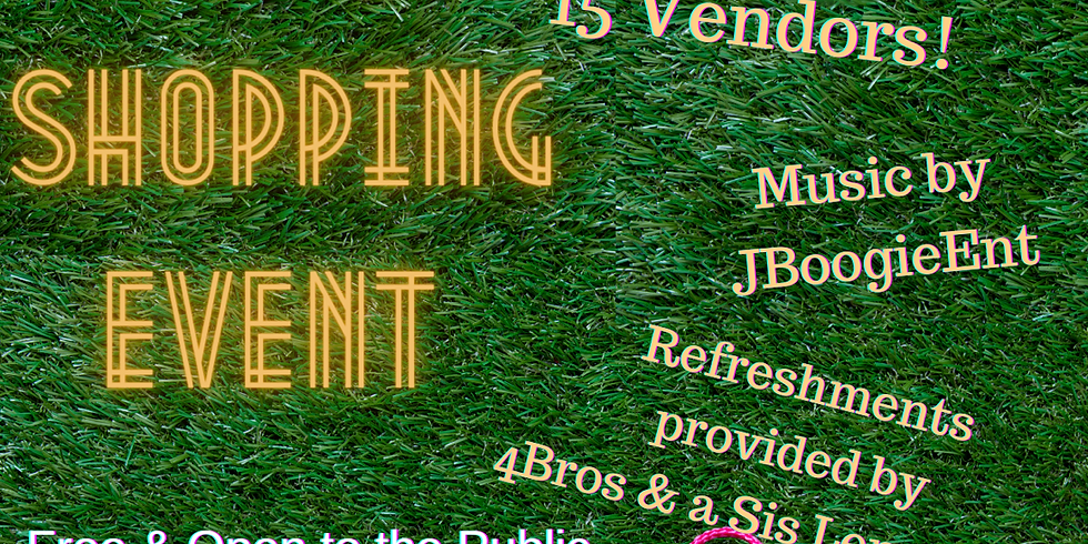 PopUp Shopping Event