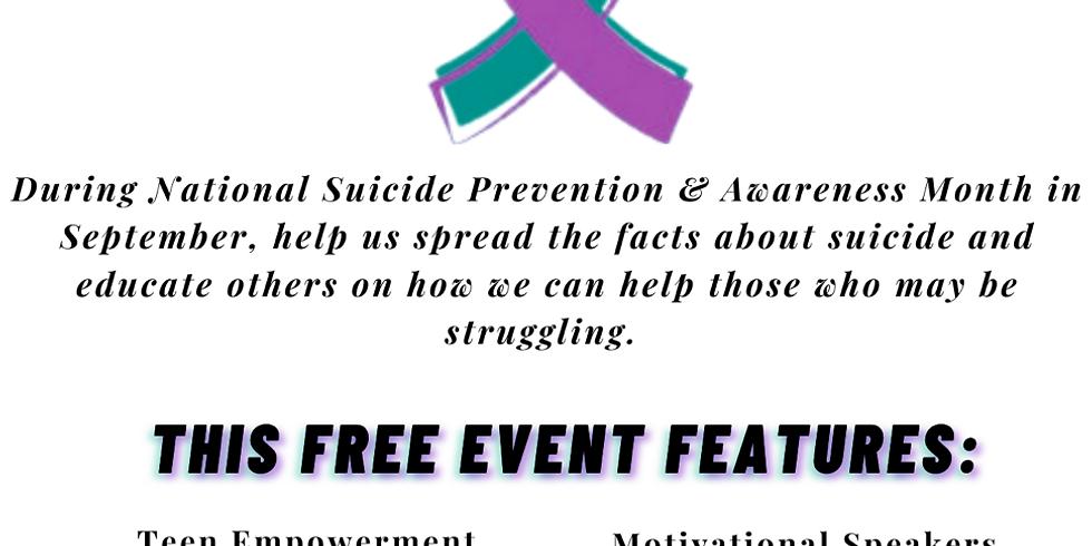 I Woke Up On Purpose Mental Health & Wellness Fair