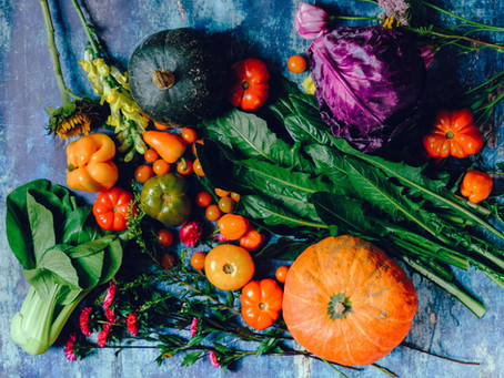 Fruit and vegetables linked to lower diabetes risk.