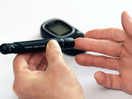 High dose vitamin C supports patients with diabetes