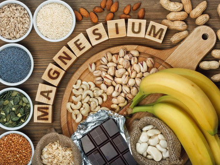 Magnesium deficiency – a public health crisis?