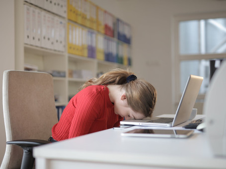 Working from home? Take these simple steps to avoid burnout.