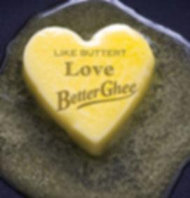 Like butter? Love BetterGhee