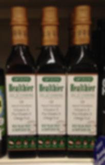 Carotino Oil in a supermarket