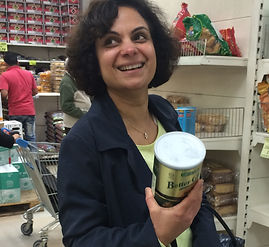 A customer buys Carotino BetterGhee