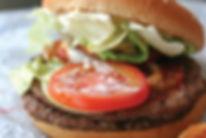 Lentil and Beef Burger
