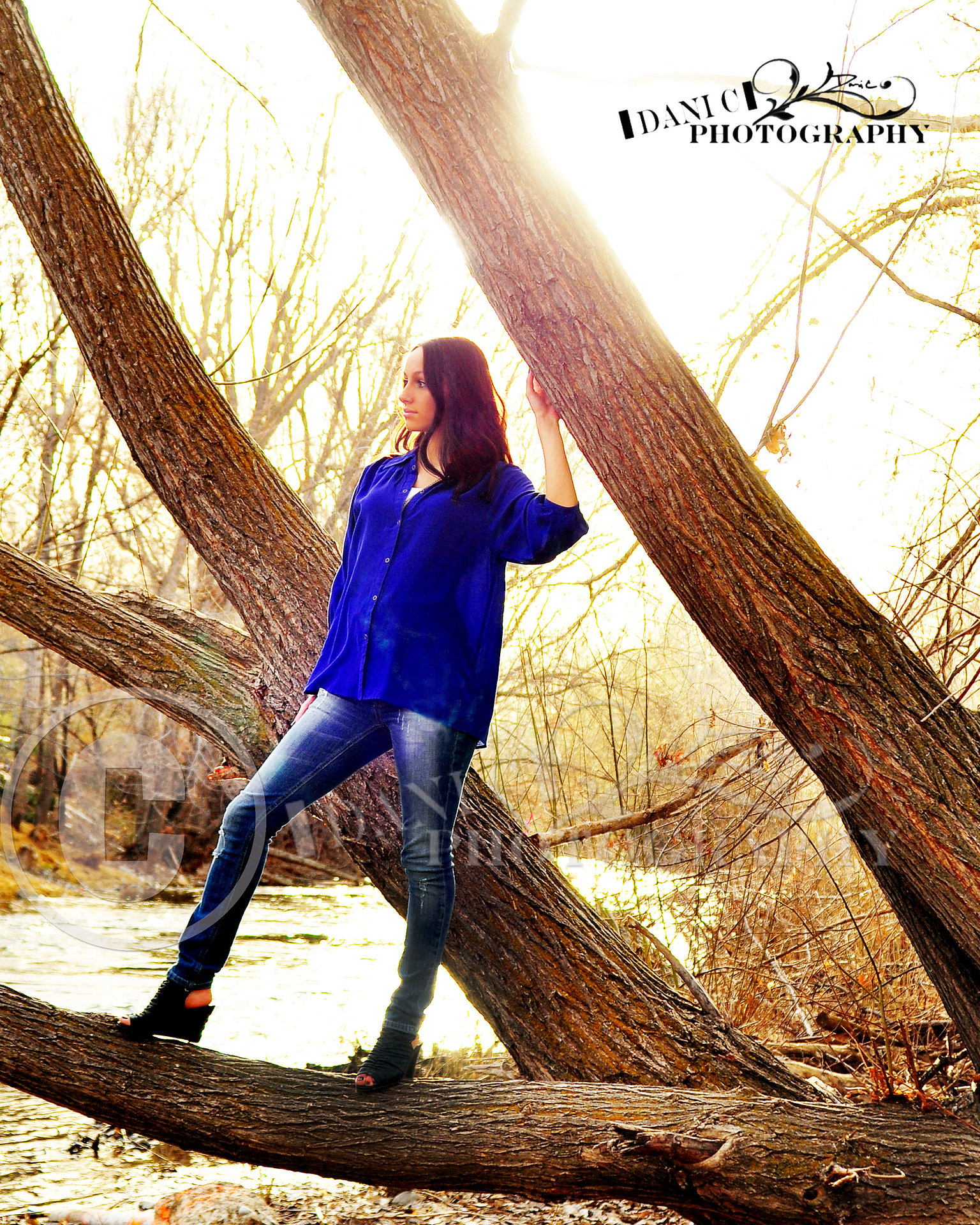 senior photography utah
