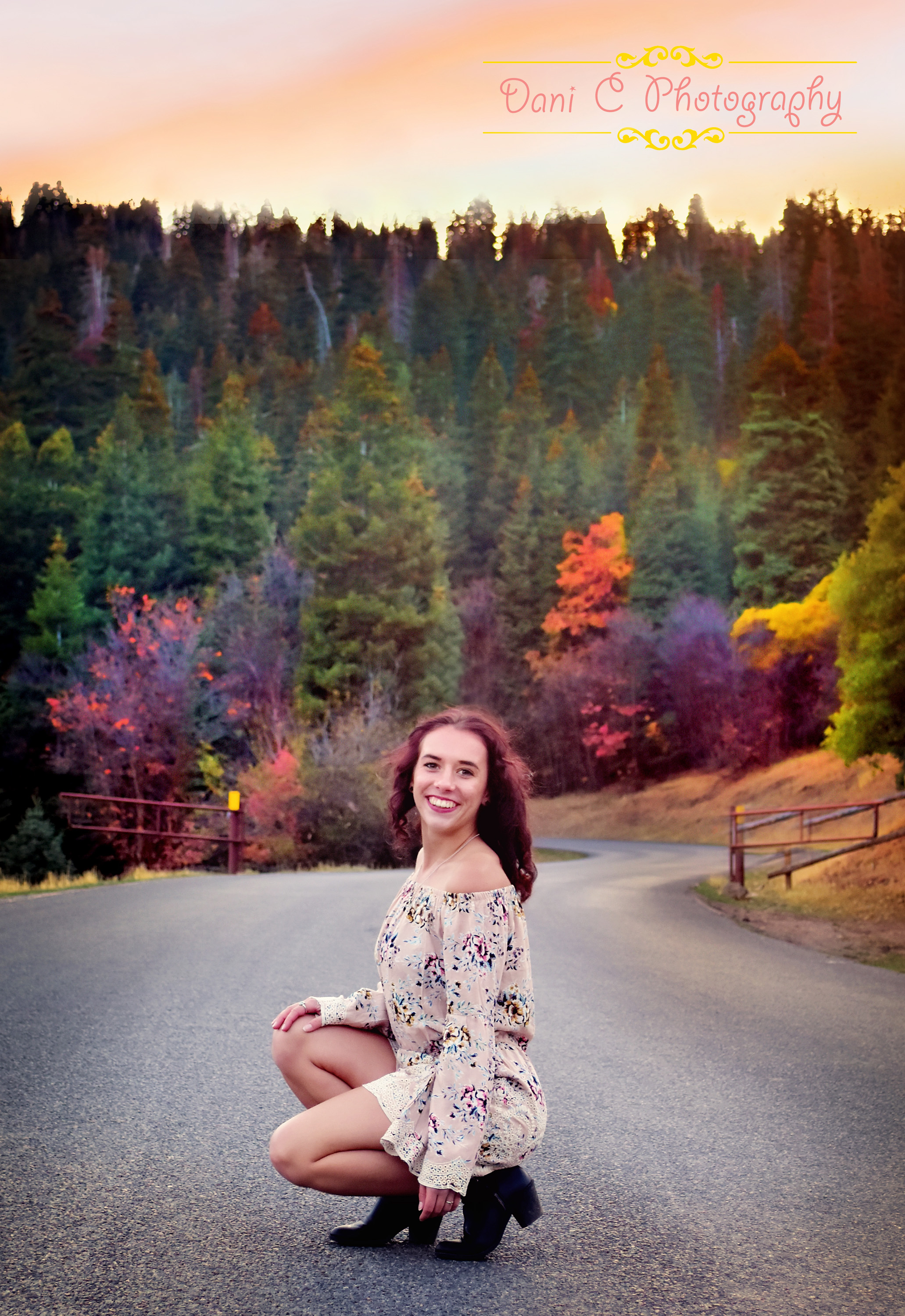 utah senior portraits