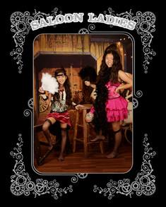 saloon ladies