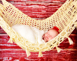 cream hammock
