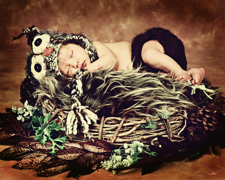nest- smaller babies