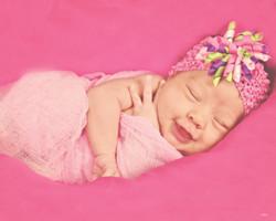 light pink wrap