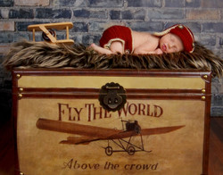 fly the world chest