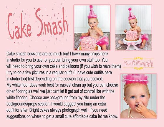 baby one years cake smash