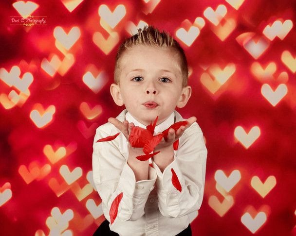 Cutest Valentine mini sessions in swing