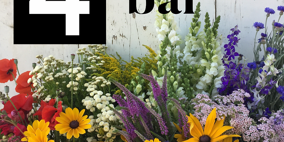 Flower Bar at Anelare Winery