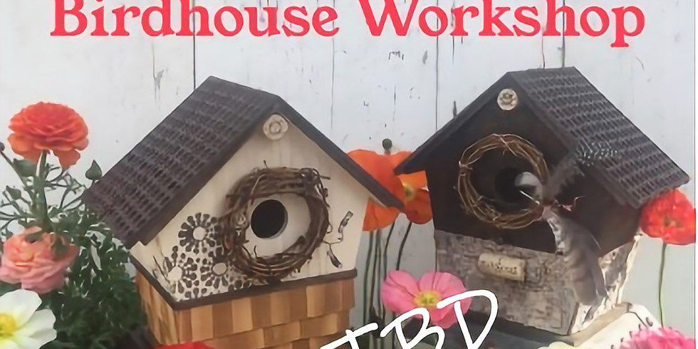 Birdhouses With Curb Appeal!