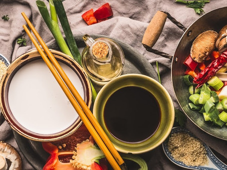 Top 10 Plant Based Asian Foods
