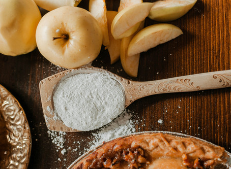 A guide to substitute cooking ingredients: Part 4- Substituting Flours