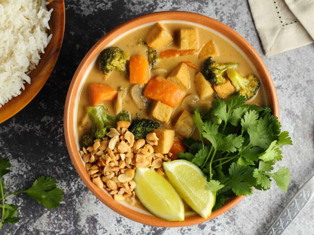 Vegan Massaman Curry Recipe