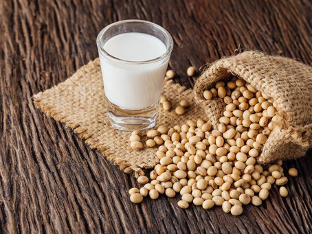 Quick and easy recipe to make soy milk at home