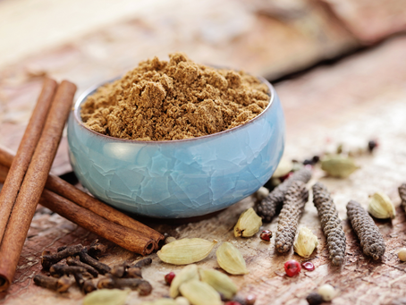 Ingredient Highlight: Garam Masala, an authentic spice blend