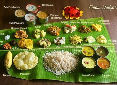 Celebrating cultures around the world: Onam, the state festival of Kerala, India