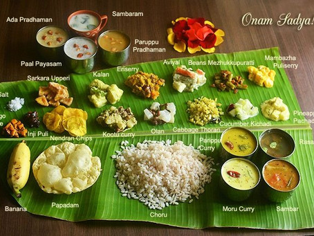 Celebrating cultures around the world: Onam, the state festival of Kerala, India